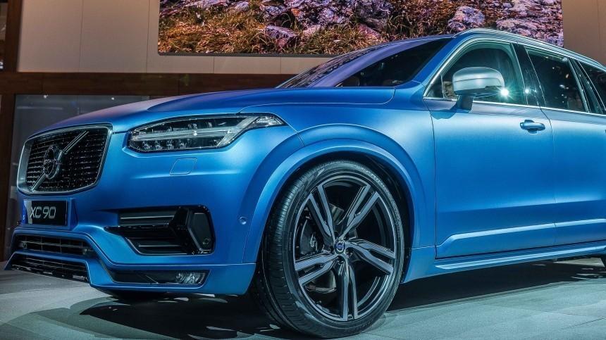Глобальная отзывная кампания Volvo дошла доРоссии