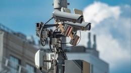 ВГИБДД опубликовали онлайн-карту совсеми камерами надорогах