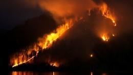 Минобороны: Создан оперативный штаб потушению пожаров вКрасноярском крае