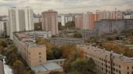 Вподмосковном Внуково новые районы многоэтажек строят без школ идетсадов