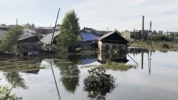 Видео: ВЕАО ввели режим чрезвычайной ситуации из-за угрозы наводнения