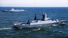 Более десяти тысяч человек участвуют вмасштабных учениях ВМФ РФ«Океанский щит— 2019»