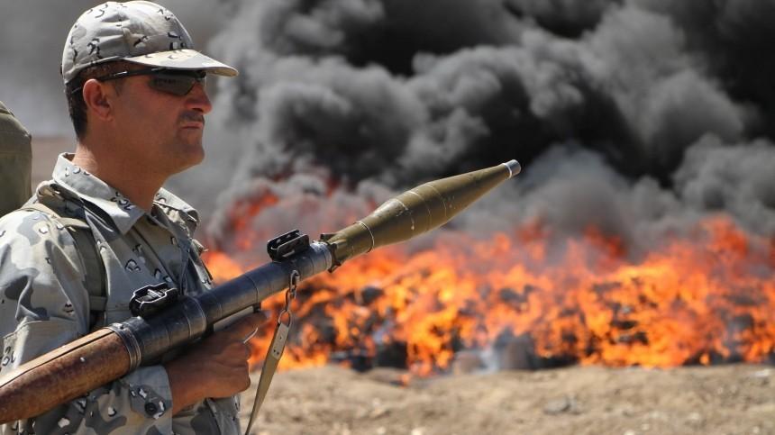 ООН: Впервой половине 2019 года НАТО убило больше афганцев, чем талибы*