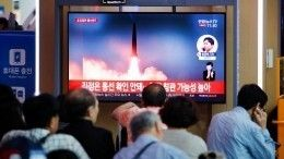Вдень выхода США изДРСМД Пхеньян вновь запустил ракеты