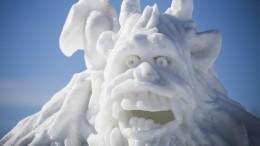 Голос снежного человека! ВАвстралии сделали редкую запись— видео