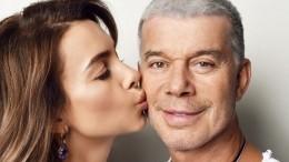 «Мужчина любит глазами»: Жена Олега Газманова показала нежное фото сартистом