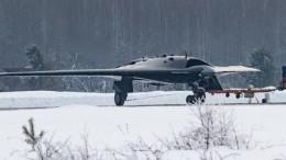 Первый полет совершил тяжелый беспилотник «Охотник»