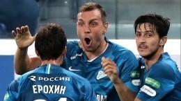 Безголевой дебют: Малком вышел наполе, но«Зенит» спас Дзюба