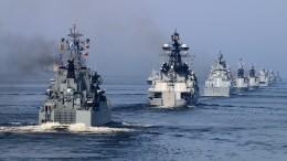 National Interest оценил Военно-морской парад вПетербурге