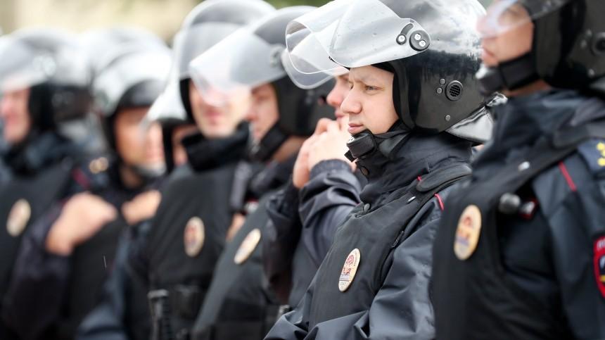 Еще трое фигурантов дела омассовых беспорядках 27июля задержаны вМоскве