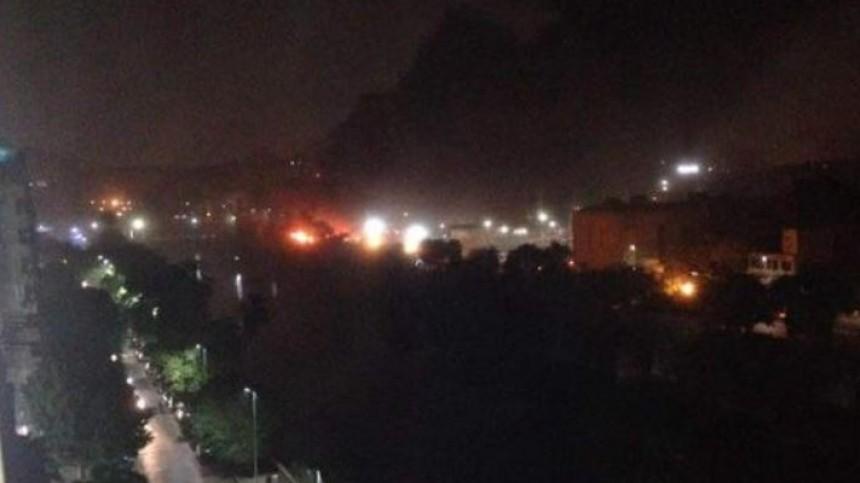 Видео: жертвами взрыва натерритории Института рака вКаире стали 16 человек