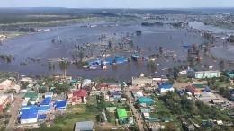 Поселок вХабаровском крае из-за паводка полностью отрезан отцивилизации