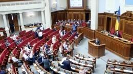 В«Слуге народа» заявили оневозможности вернуть Донбасс законодательно— видео