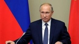 Путин поручил следить заразмещением иразработкой ракет США