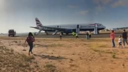 Салон вдыму! 20 пассажиров пострадали при аварийной посадке самолета вИспании