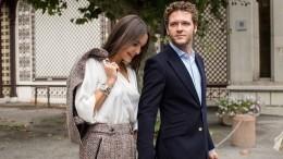 Бывшая жена Константина Крюкова вновь вышла замуж иродила ребенка