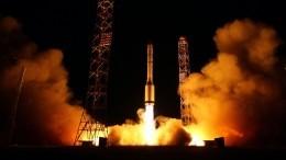 Военный спутник, запущенный с«Байконура», успешно выведен наорбиту
