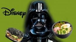 Disney издает сборник межгалактических кулинарных рецептов из«Звездных войн»