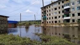 Более пяти тонн гуманитарной помощи доставили впострадавший отпаводка Тулун