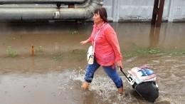 Еще водном районе Магаданской области объявлен режим ЧСиз-за дождей