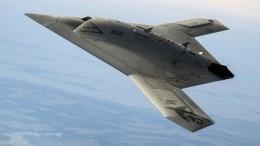 Видео: Минобороны показало первый полет беспилотника «Охотник»