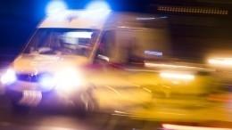 Видео: среди погибших пассажиров рухнувшего собрыва автобуса есть дети