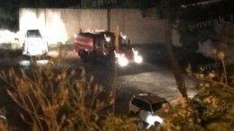 Тела 2 взрослых и2 детей достали из-под обломков рухнувшего автобуса