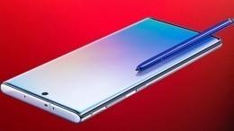 Компания Samsung презентовала новые Galaxy Note 10 иGalaxy Note 10+