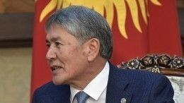 Экс-президент Киргизии Атамбаев задержан
