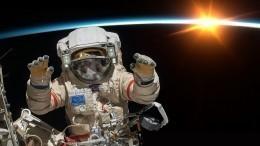 Стала известна зарплата космонавтов вРоссии— видео