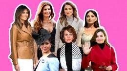 Мировые женщины: Самые красивые первые леди