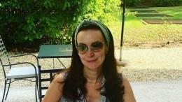 «Гармоничная пара»: Нонна Гришаева поделилась снимком смужем исыном