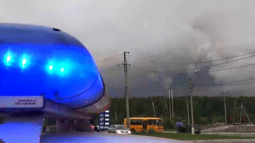 «Росатом» раскрыл подробности взрыва наполигоне под Северодвинском