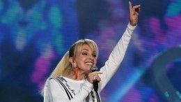 «Плакали, асейчас веселятся»: Лайма Вайкуле зажгла сартистами группы Kazka