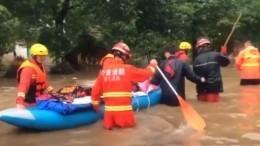 Число жертв супертайфуна «Лекима» вКитае увеличилось до28 человек