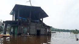 Пострадавшими отпаводка вИркутской области признаны 45 тысяч человек