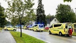 Стрельбу вмечети Норвегии расследуют как попытку теракта