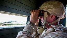 Минобороны: Российские военные отразили атаку боевиков наавиабазу Хмеймим