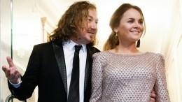 «Любимая, спасибо!»: Игорь Николаев трогательно поздравил жену сднем рождения