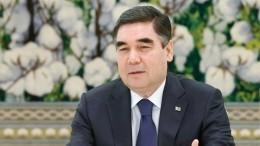Президент Туркмении решил купить всю линейку автомобилей Aurus— видео