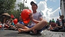 Шахтеры наУкраине блокирут автотрассы одну задругой