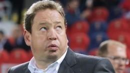 Футбольный тренер Леонид Слуцкий показал фотографию своего двойника впогонах