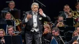 Симфонический оркестр Филадельфии отозвал приглашение Пласидо Доминго наконцерт