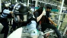 Китай потребовал отСША «несовать нос» невсвое дело