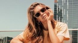 «Вся вморщинках итакая довольная»: Всети обсуждают фото Брежневой без макияжа
