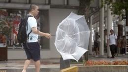 Один человек погиб вЯпонии врезультате тайфуна «Кроса»