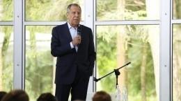 Лавров назвал основное препятствие для подписания мирного договора сЯпонией