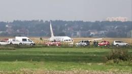 «Вмашину итуда»: очевидица рассказала опервых секундах спасения пассажиров А-321