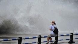 Тайфун «Кроса» подтопил сотни домов вПриморье
