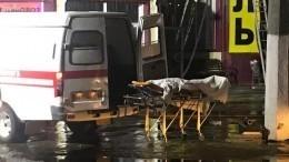 Восемь человек погибли врезультате пожара вотеле вОдессе— видео сместа